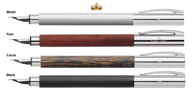Faber-Castell Ambition Vulpen