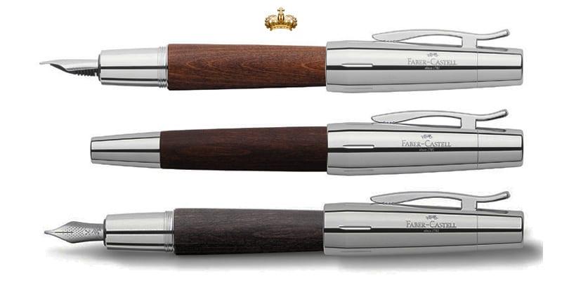Faber-Castell E-Motion Wood Vulpen