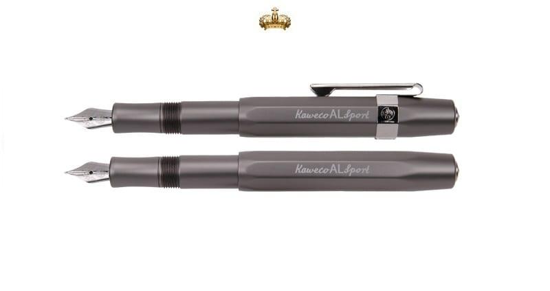 Kaweco AL Sport Grey fountain pen