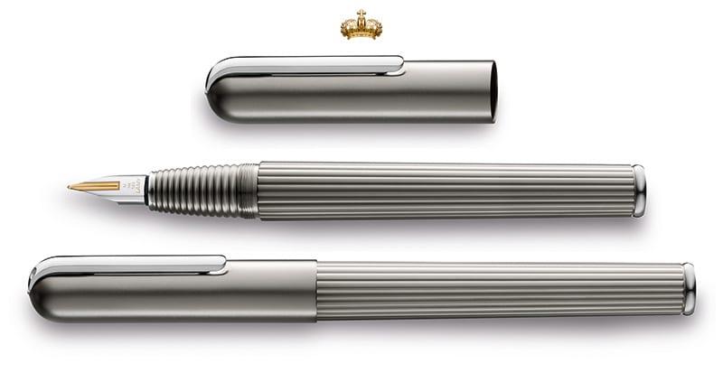 LAMY Imporium Titanium fountain pen