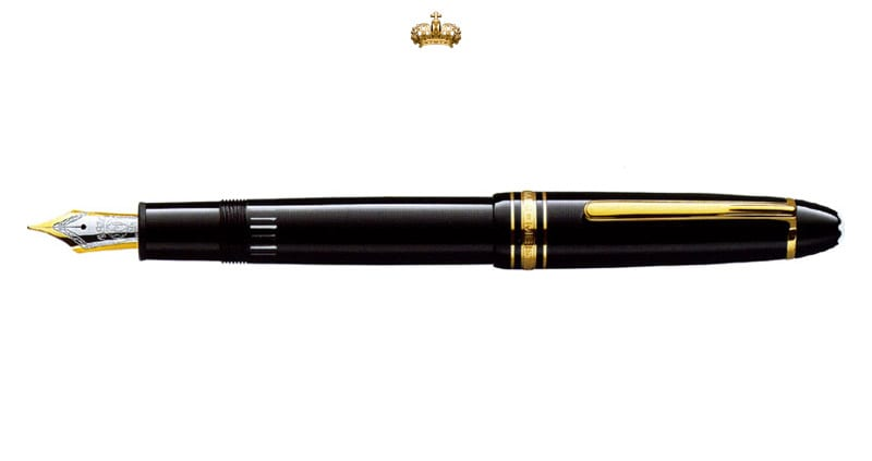 Montblanc Meisterstück Le Grand fountain pen