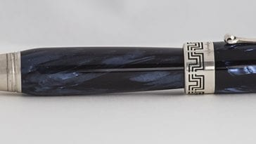 Montegrappa extra complete fountain pen