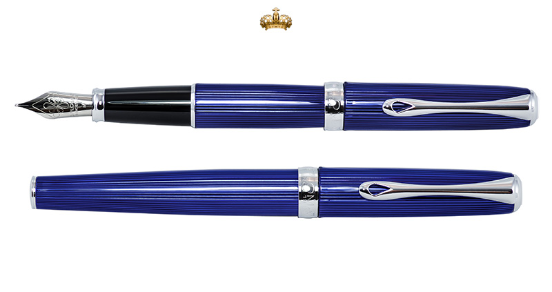 Diplomat Excellence A Skyline CT Fountain Pen