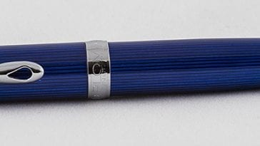 Diplomat skyline blue complete fountain pen