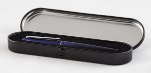 Pilot MR Metropolitan violet box open