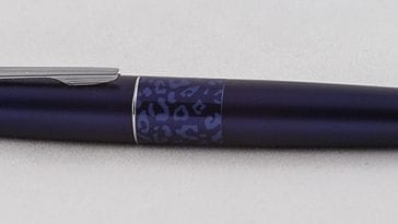 Pilot MR Metropolitan violet complete fountain pen