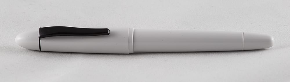 Super5 medium white complete fountain pen