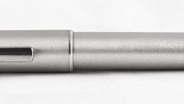 Lamy Aion Silver complete Fountain pen