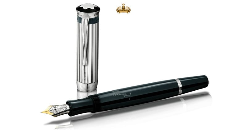 Montblanc Charles Dickens Writers Edition Fountain Pen