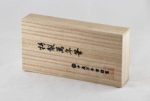 Nakaya Cigar Long Aka-tamenuri Closed Box