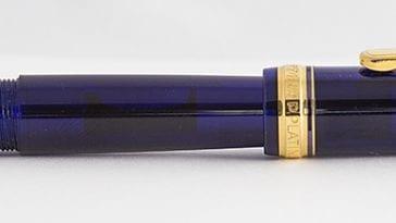 Platinum 3776 Century complete fountian pen