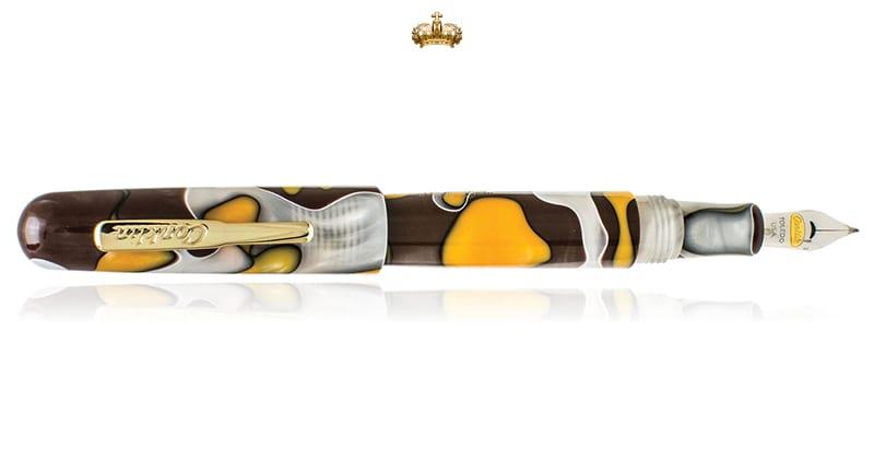 Conklin All American Yellowstone Fountain Pen