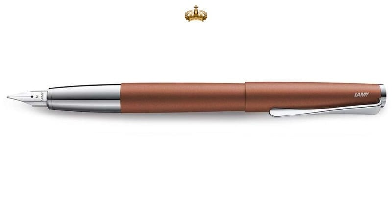 Lamy Studio Terracotta Fountain Pen (Limited Edition)