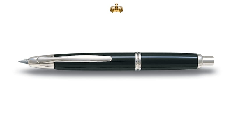 Pilot Capless Black CT Vulpen